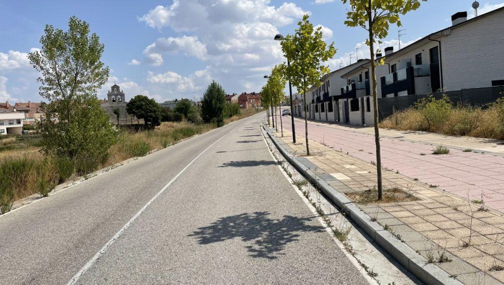 Esta carretera necesita resaltos que eviten el exceso de velocidad