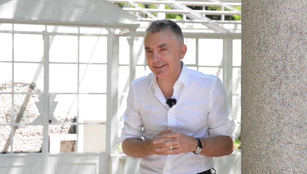 Manuel Vilas en Crea Lectura