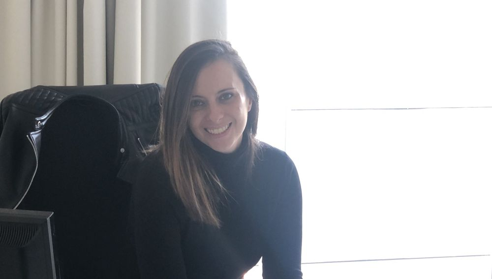 La investigadora Raquel Escortel