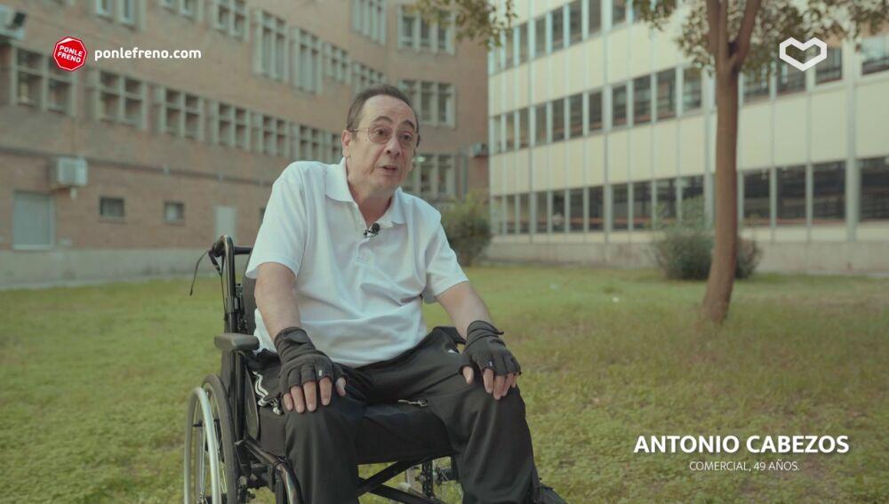 La historia de Antonio Cabezos