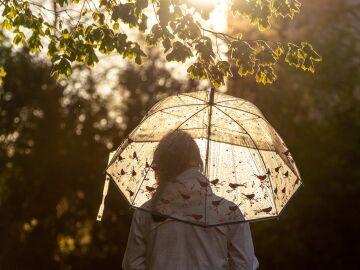 Sombrilla para el sol