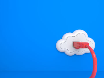 Almacenamiento en la nube.