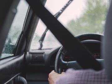 Imagen de archivo de un conductor