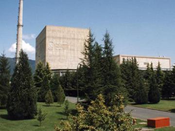 Central nuclear de Garoña, en Burgos