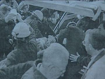 Mineros atrapados en León