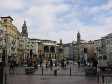 Vitoria, elegida Capital Verde Europea