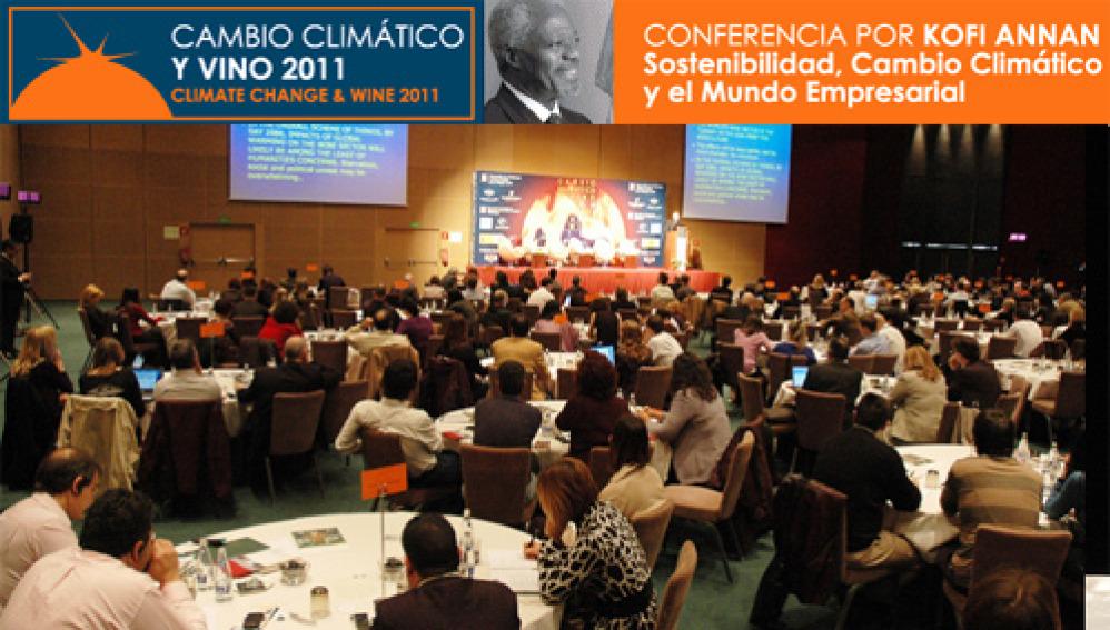 III Congreso Mundial Cambio Climático y vino