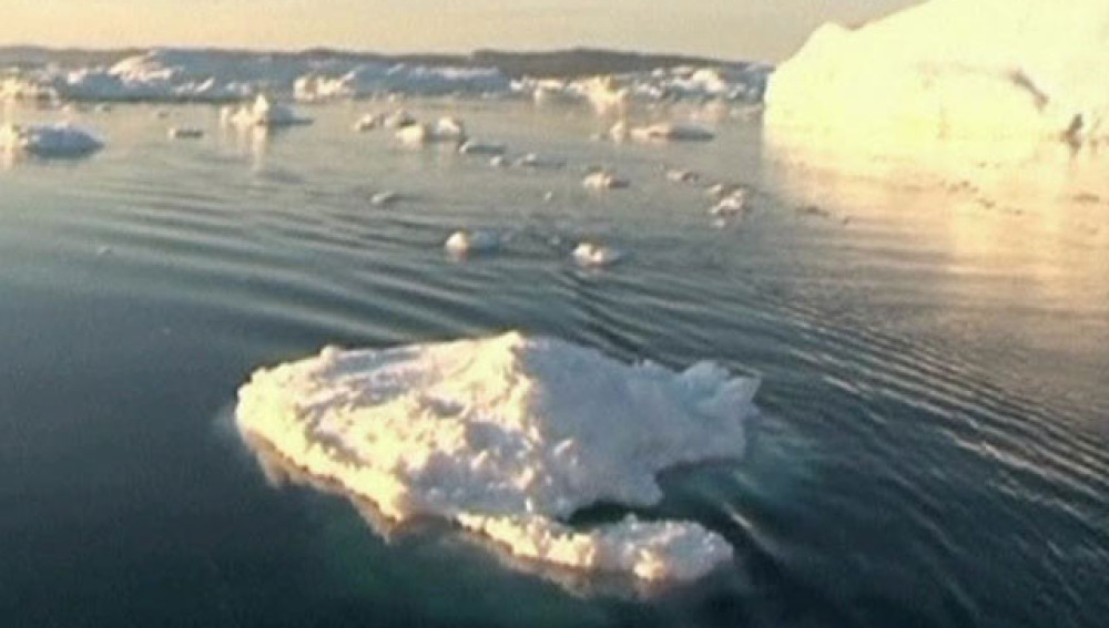 Glaciares y calentamiento global