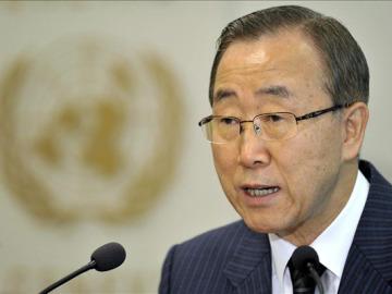 Ban Ki-moon pide colaboración para la reconstrucción de Libia