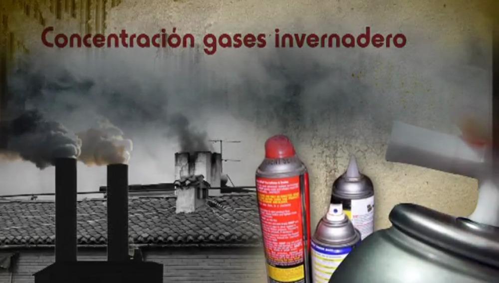 Gases que evitar tomar para los