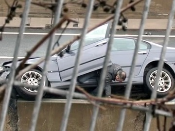 Accidente en Bilbao