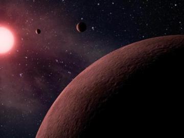 El Sistema Planetario más pequeño del Universo