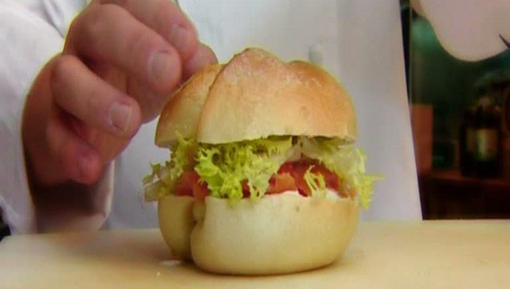 Los sandwiches, rápidos y nutritivos
