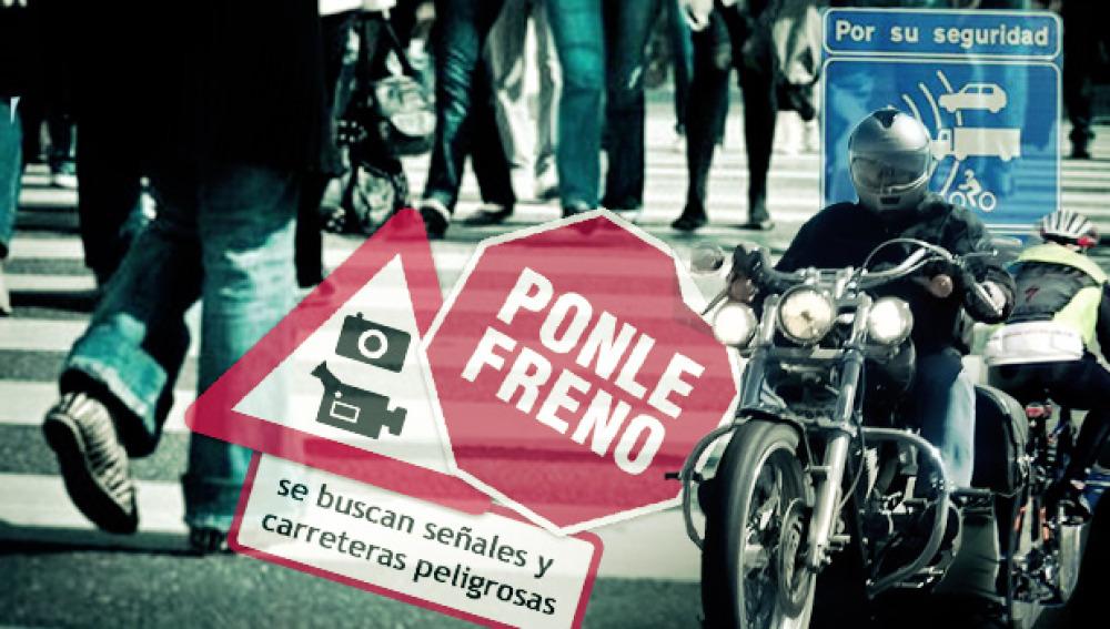 Ranking retos Ponle Freno 2012