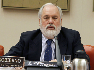 Miguel Arias Cañete, ministro de Agricultura
