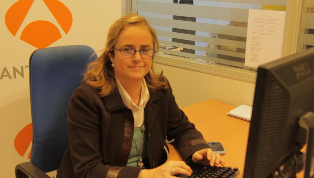 María Luisa Ferrerós, psicóloga de El Estirón