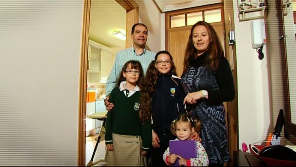 Una nueva familia llega a El Estirón