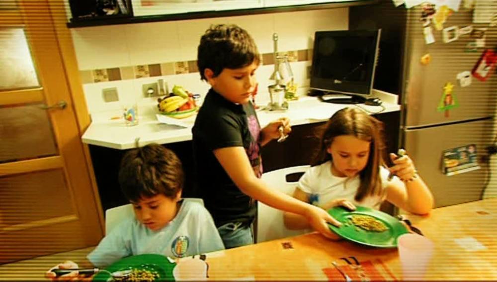 ¡Esta semana los Naím cenarán Verde!