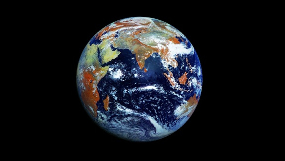 Una nueva imagen del planeta Tierra