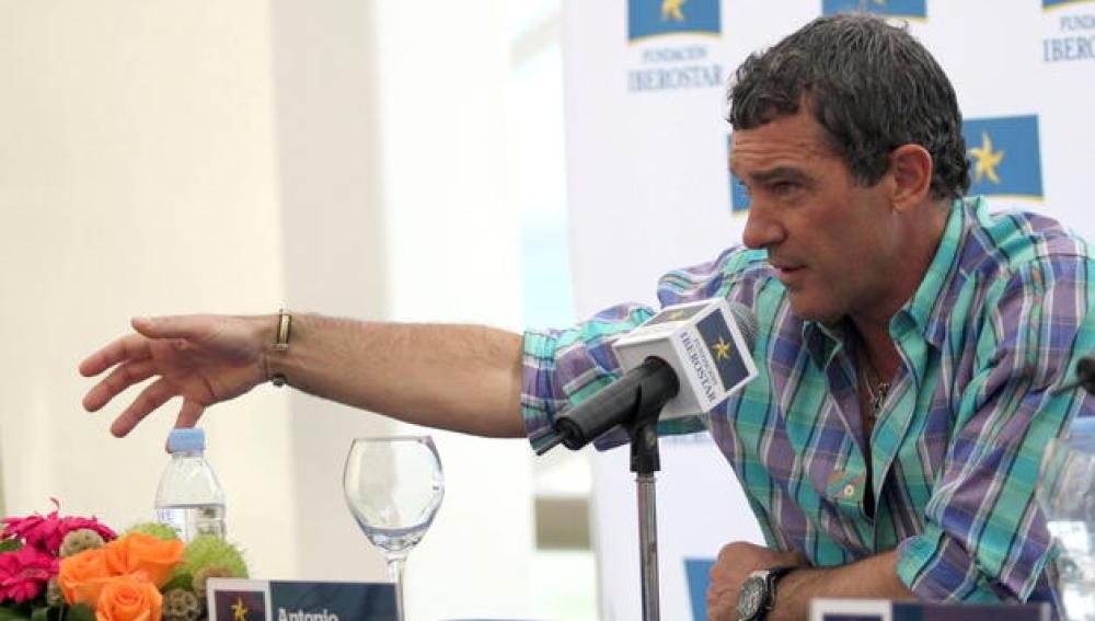 Antonio Banderas, embajador de buena voluntad del PNUD desde 2010