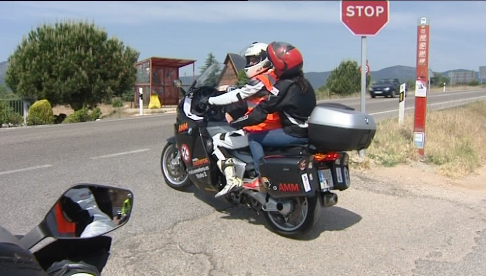 La mejor forma de aprender a conducir una moto