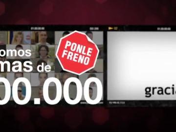 Más de 100.000 en la campaña de radares
