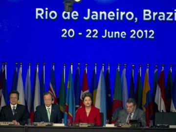 Representantes en la Cumbre Río+20