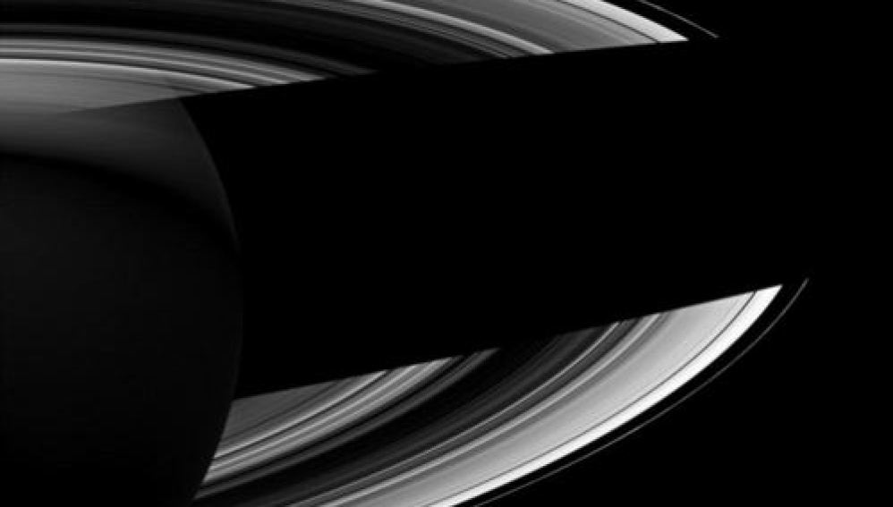 Los anillos de Saturno