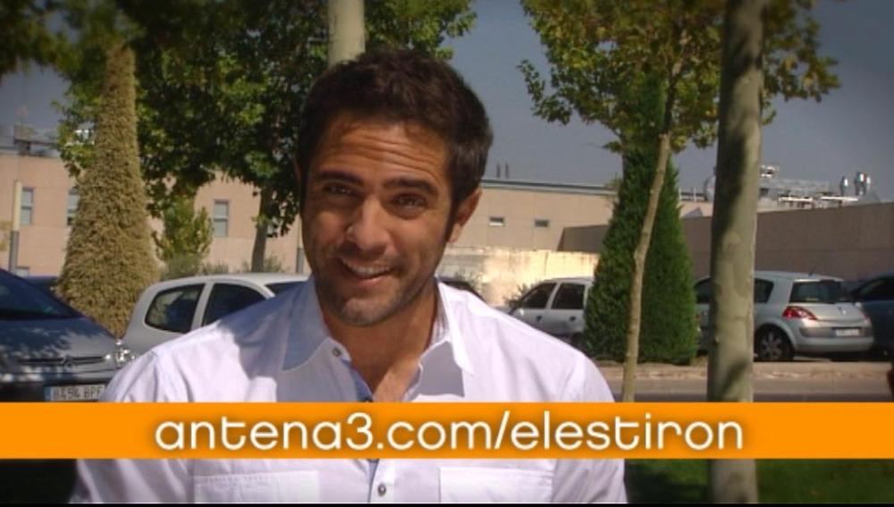 Roberto Leal en El Estirón
