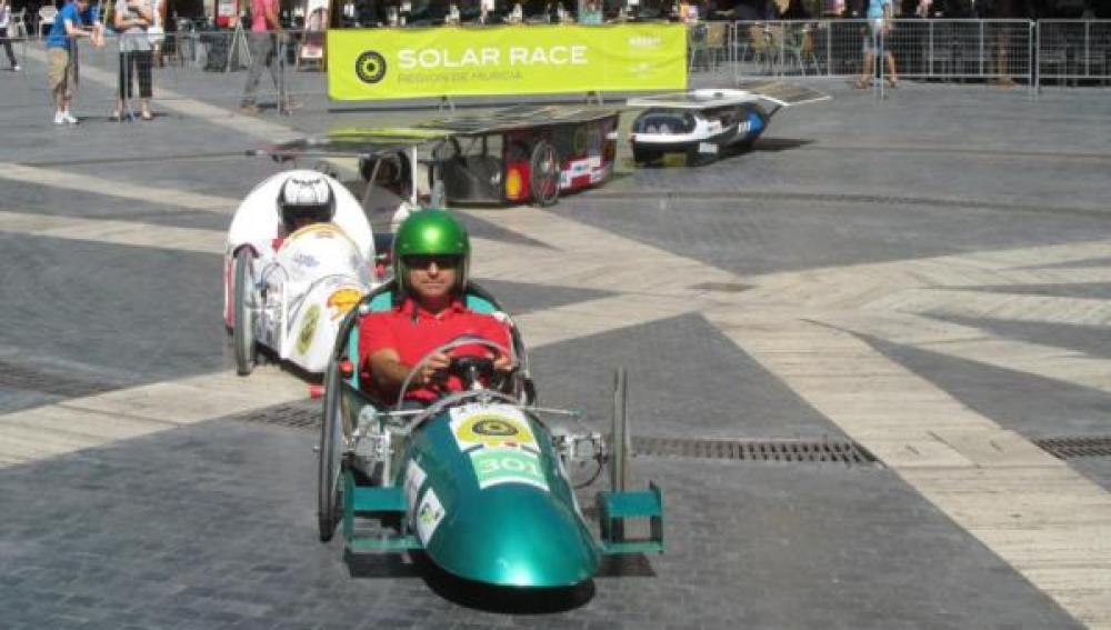 SOLAR RACE en la Región de Murcia