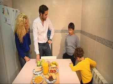 El Estirón   Mejores momentos familia Requena