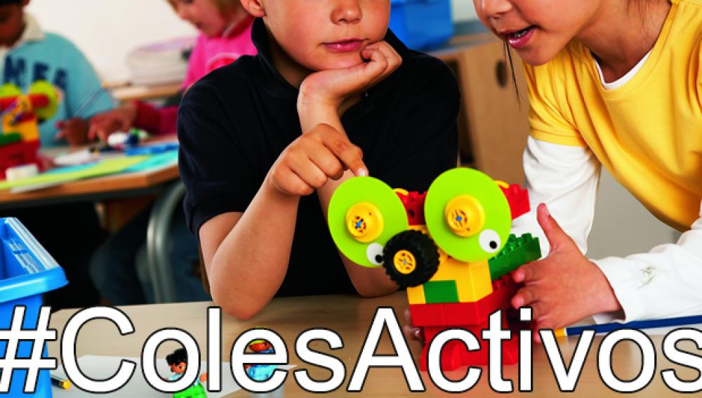 Hashtag Coles Activos
