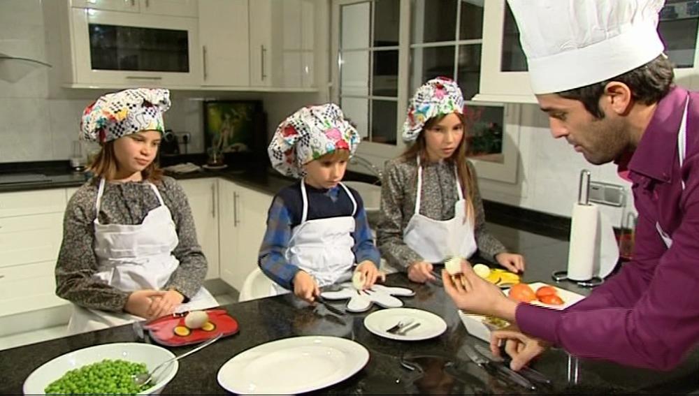 Los Toronell cocinan setas de enanitos