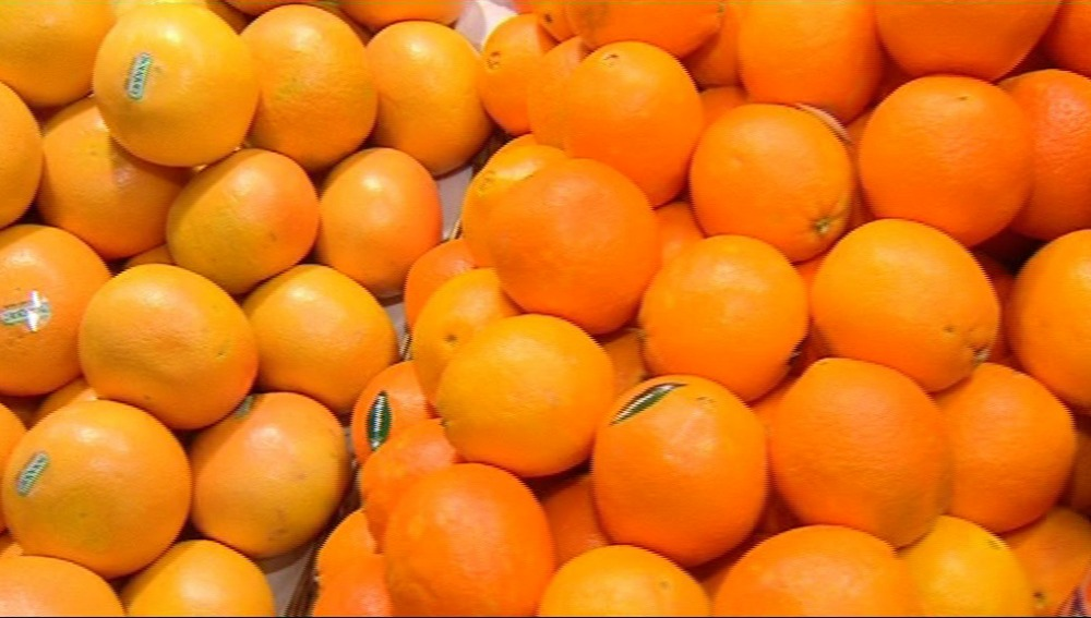 Los cítricos son una de las mayores fuentes de vitamina C