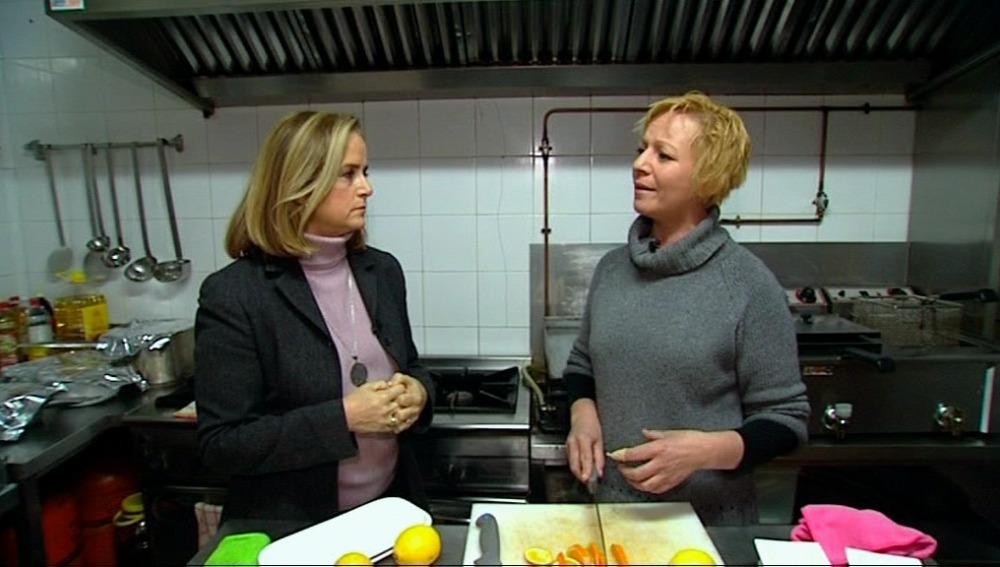 La psicóloga de 'El Estirón' habla con Justi sobre el problema de sobrepeso de Níkolas