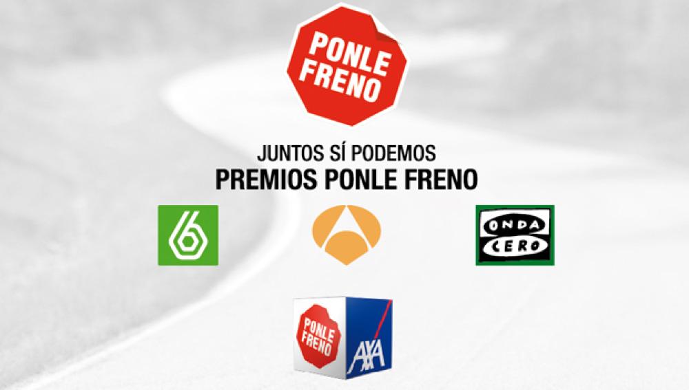 V Edición Premios Ponle Freno