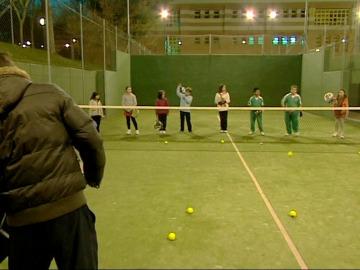 Los deportes de raqueta