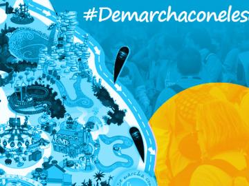 #Demarchaconelestiron