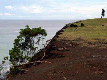 Islas Salomon, en el Pacífico