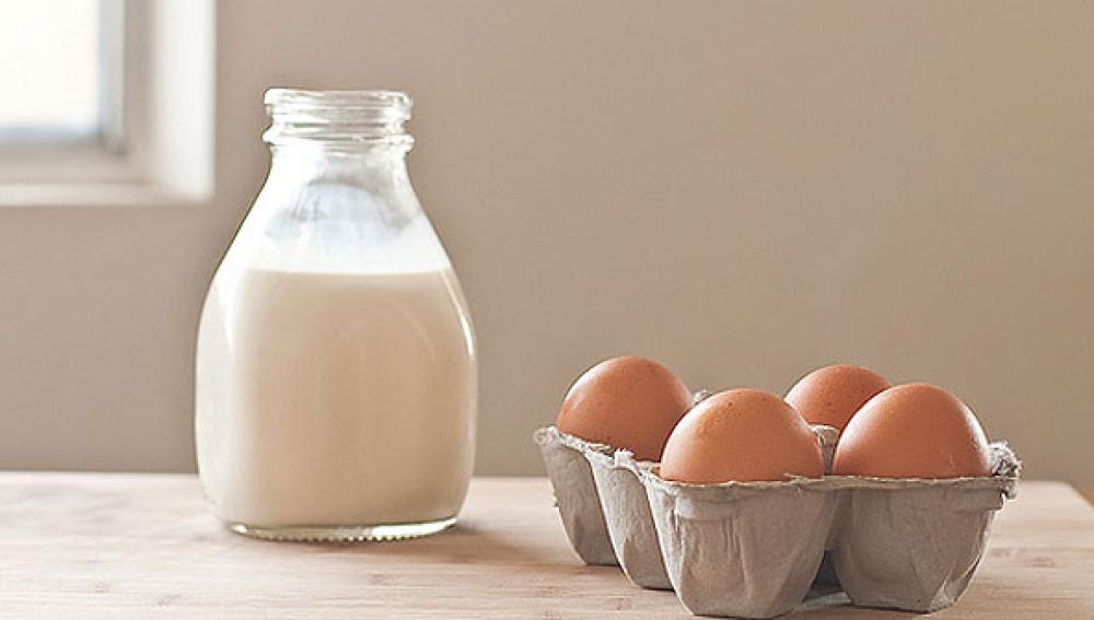 Leche y huevos2
