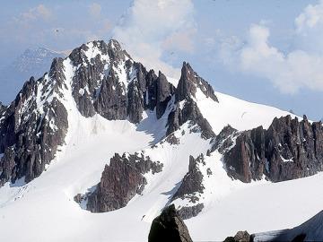 Glaciares Mont Blanc