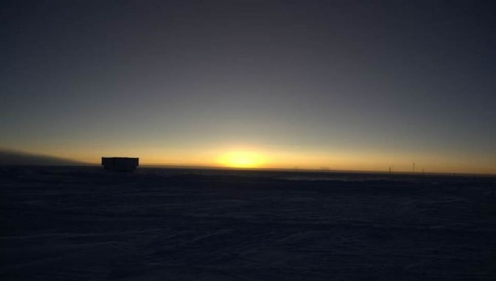 Sol Antártida