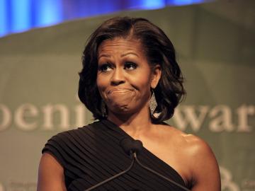 Michelle Obama, primera dama de EEUU