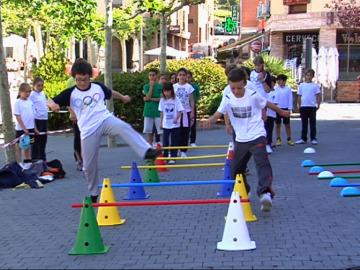Celebramos el Día de la educación física en la calle
