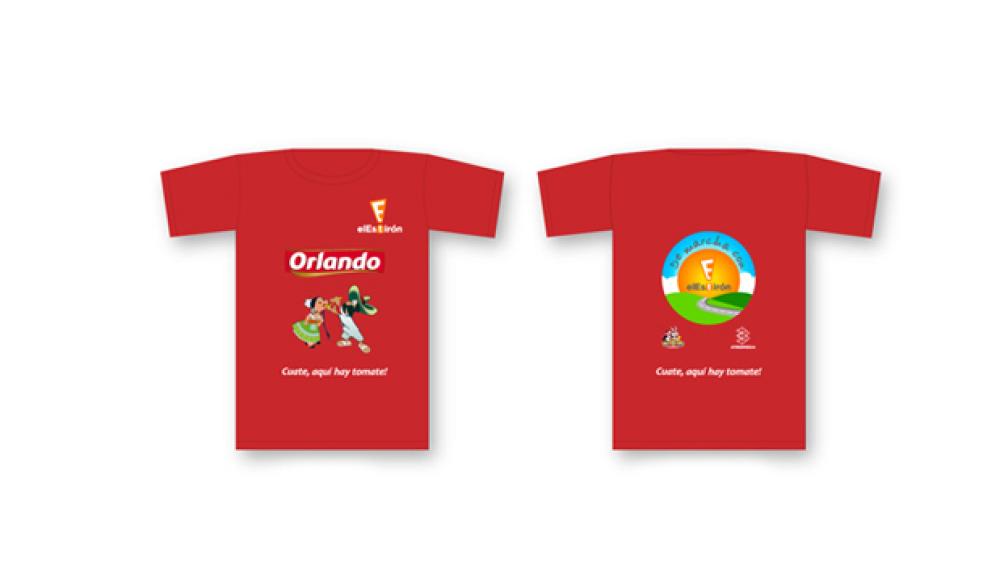 La camiseta de De Marcha con El Estirón def