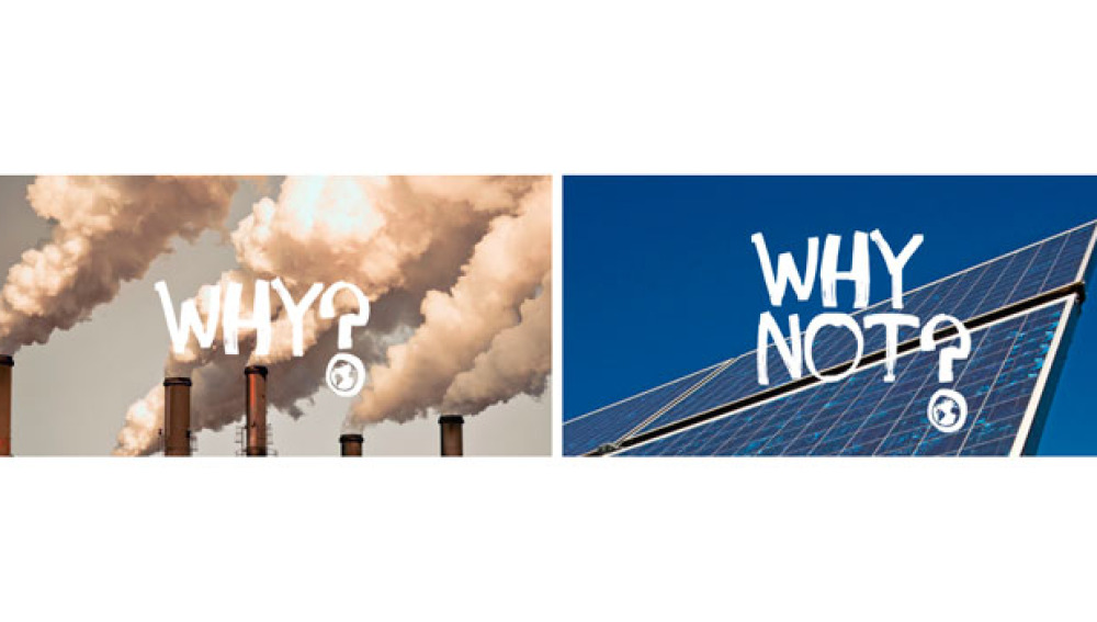 Campaña 'Why? Why not?'