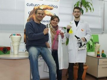 Un proyecto de la Universidad de Murcia, seleccionado para participar en el lanzamiento de 'Precipita'
