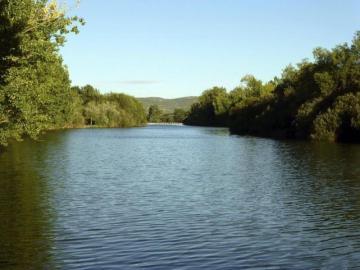 Un modelo hidrológico predice cómo afecta a ríos y embalses el cambio climático
