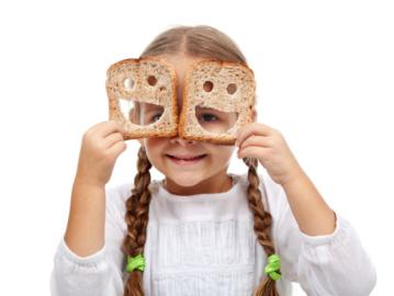 El pan, un producto indispensable en la dieta de los niños