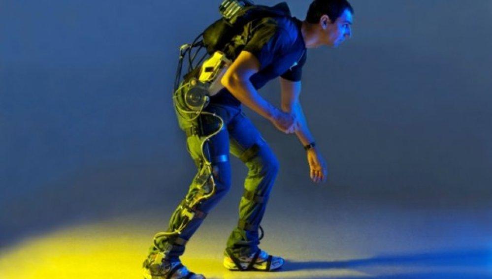 Se crea el primer exoesqueleto español para ayudar a personas con discapacidad
